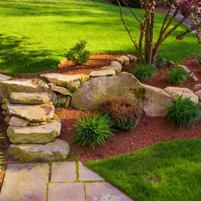 Creating outdoor space that are unique and inviting is our specialty.   We have the knowledge and experience to transform your gardens into stunning vistas that are beautiful to look at throughout the entire season.