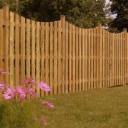 Fences  Whether wood, chain link or PVC, your fence will give elegance and privacy to your home.